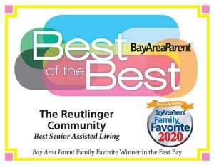"2002 ""Best of the Best"" Assisted Living Award"