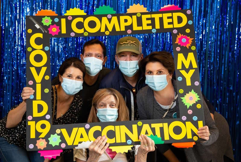 Vaccine Clinic at The Reutlinger